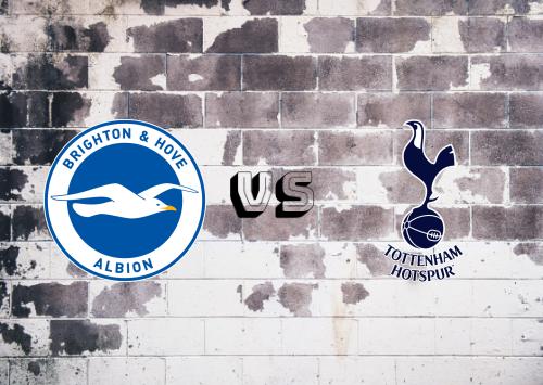 Brighton & Hove Albion vs Tottenham Hotspur  Resumen y Partido Completo
