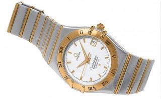 ساعة اوميجا فخمة وقيمة للغاية