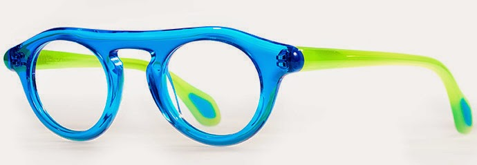 Fluo glasses for Gen Y from Theo