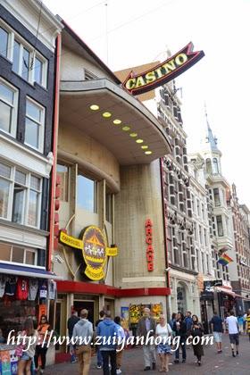 carrousel arcade casino openingstijden