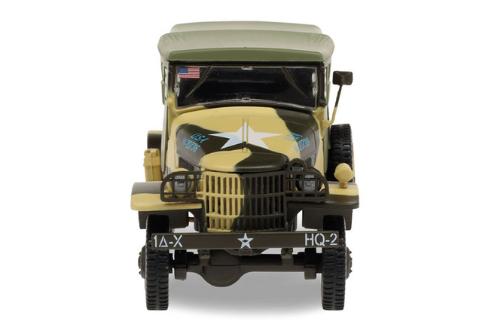 DODGE WC-6 COMMAND CAR 1:43, voitures militaires de la seconde guerre mondiale