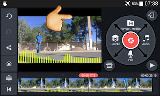 أفضل تطبيق لعمل المونتاج وتحرير الفيديو على الاندرويد