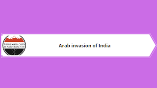 Arab invasion of India