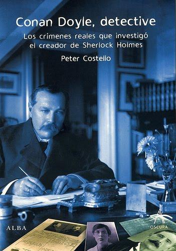 Conan Doyle detective – Peter Costello