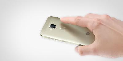 Fingerprint 2.0 dari Huawei
