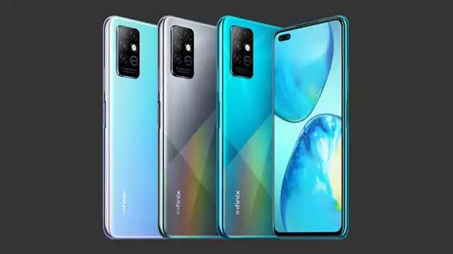 Infinix Note 8 has been launched with MediaTek Helio G80 Chipset: 5,200 mAh Battery with 18W Dual Engine Super Charging