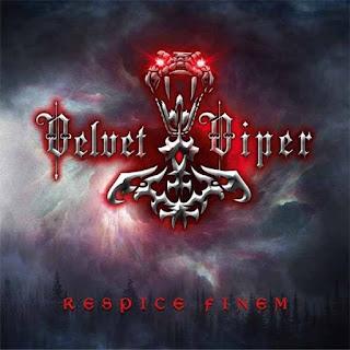 """Το βίντεο των Velvet Viper για το """"Don't Leave Before Wintertime"""" από το album """"Respice Finem"""""""