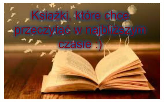 10 książek, które chcę przeczytać w lutym/marcu  :)