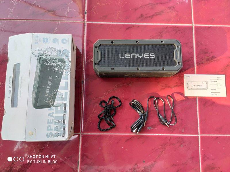Paket Pembelian Lenyes S108