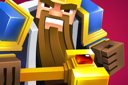 Royale Clans Clash of Wars v4.29 Mod Apk Unlimited Money