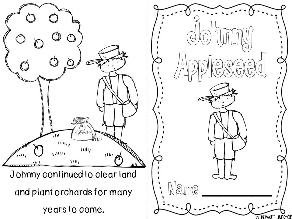 Primary Junction: Johnny Appleseed Ideas