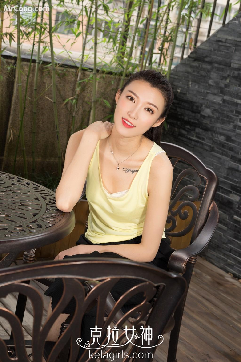 Image KelaGirls-2017-08-09-Zhao-Yujing-MrCong.com-010 in post KelaGirls 2017-08-09: Người mẫu Zhao Yujing (赵雨静) (21 ảnh)