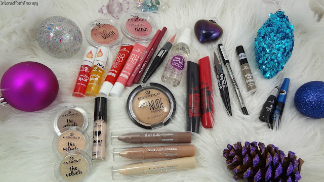 Essence - Mascara, Eyeshadow, Eyeliners, Eyeshadow Base, Highlighter, Fixing Spray
