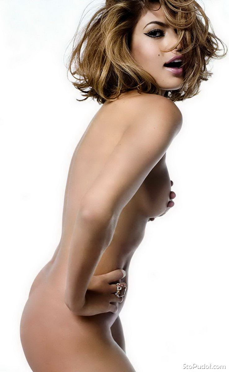 Eva mendes fully nude in training day