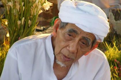 Kiai Maimun Zubair's body will be buried in Mecca