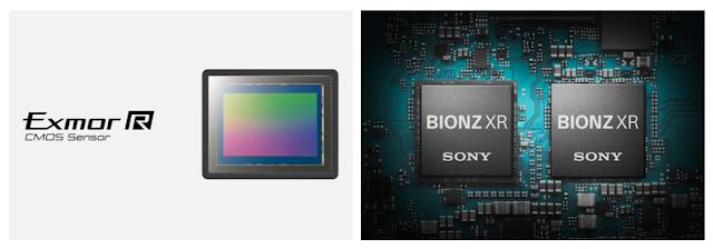 Sony Cinema Line FX6 Exmor R CMOS Sensor BIONZ XR