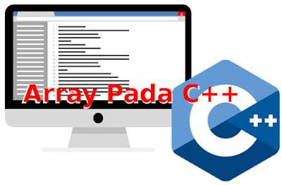 Jenis - Jenis Array Pada Bahasa Pemrograman C/C++