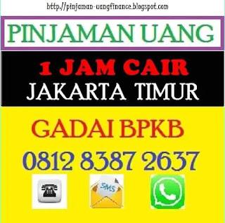 Gadai Bpkb Mobil di Jakarta Timur