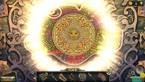 правильно составленный пазл в игре тьма и пламя 3 темная сторона