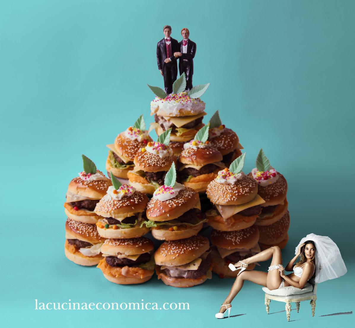 Hamburger per tutti Perch sono tanti i personaggi del film francese Pedale Douce  con la