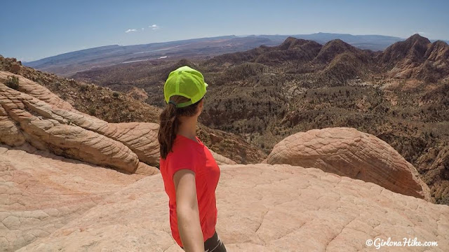 Exploring the Yant Flat Cliffs, St. George, Utah