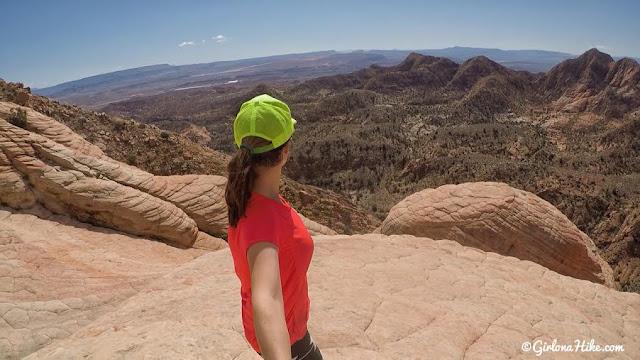 Exploring the Yant Flat Cliffs, St. George, Utah