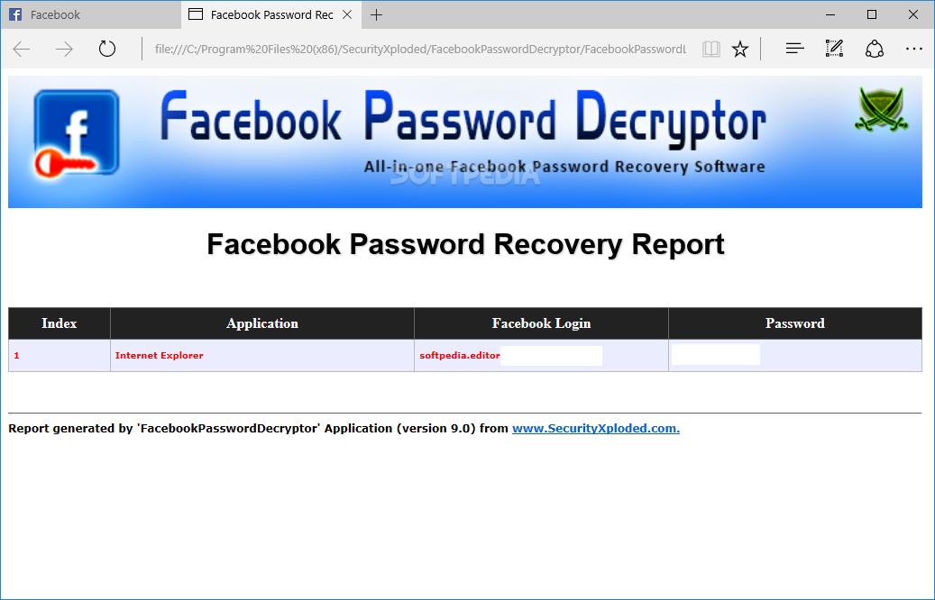 Cara Mengetahui Password FB Orang Lain Dengan Inspect Element
