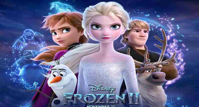 When was the famous animated film Frozen released?