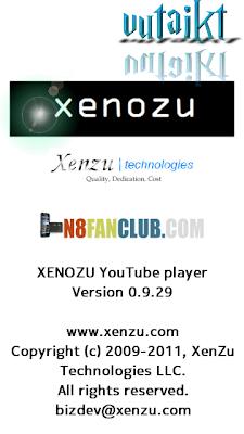 XENOZU QML YouTube Player 1 0 23 - S^3 - Anna - Belle - Nokia N8