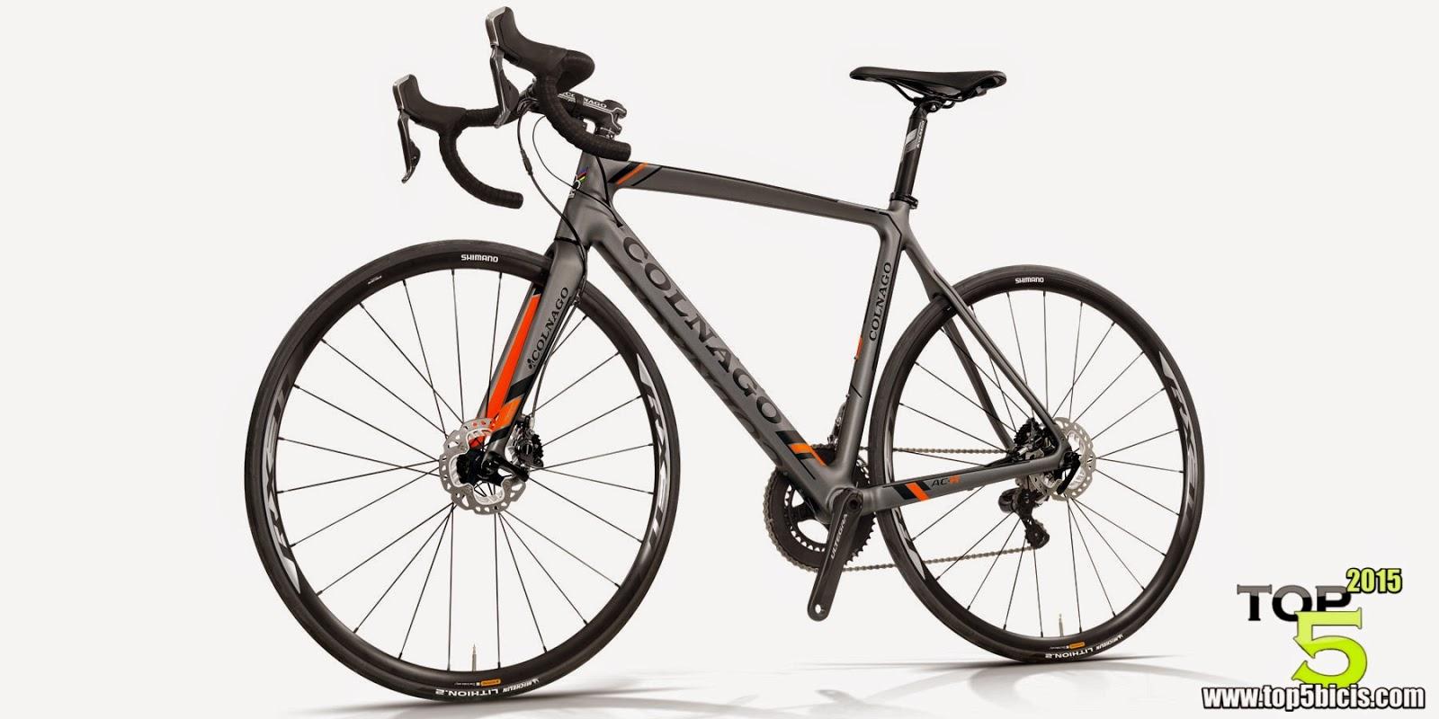 Top 5 Bicicletas De Carretera Colnago Ac R Alto