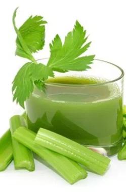Celery for High Blood Pressure