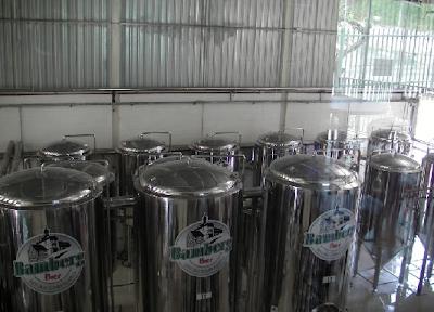 maturadores cerveja processo produção