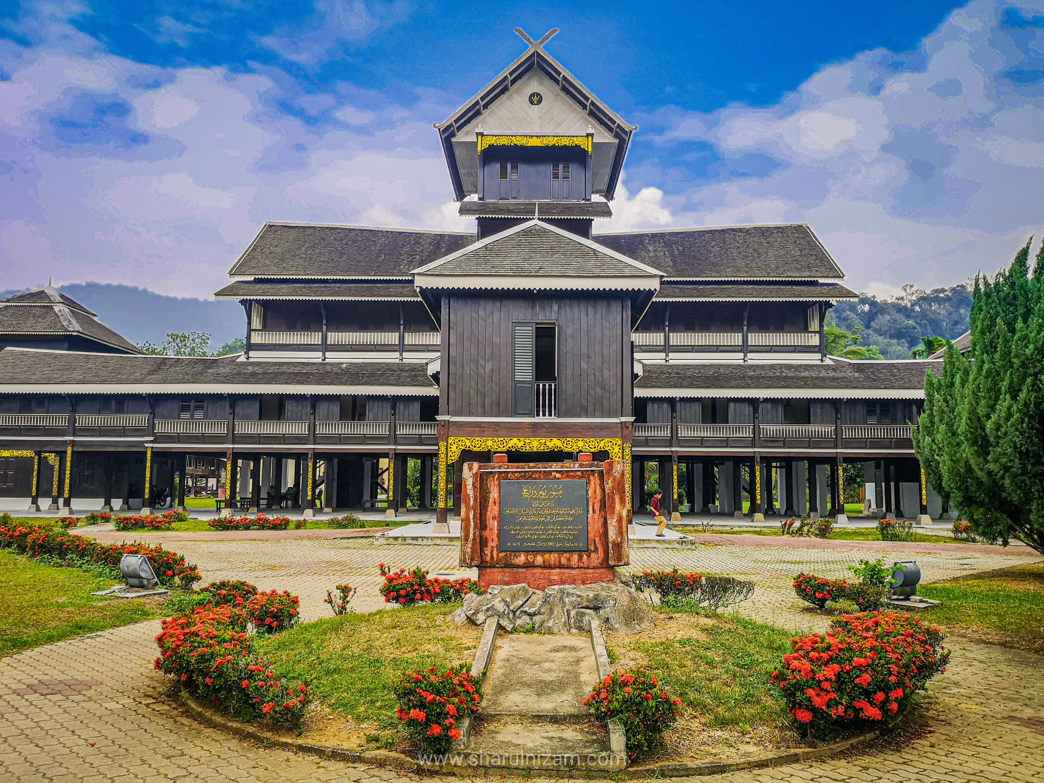 Muzium Diraja Istana Lama Seri Menanti