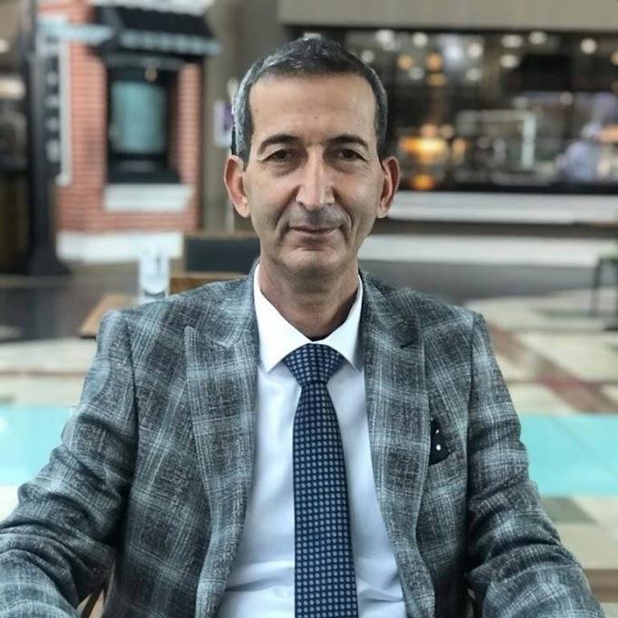 Memleket Hareketi Mersin il başkanı Mehmet Kaygısız'dan kutlama