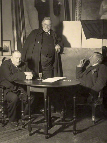The Hilaire Belloc Blog - the official Blog of the Hilaire Belloc Society.