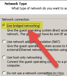 vmware-network-configuration
