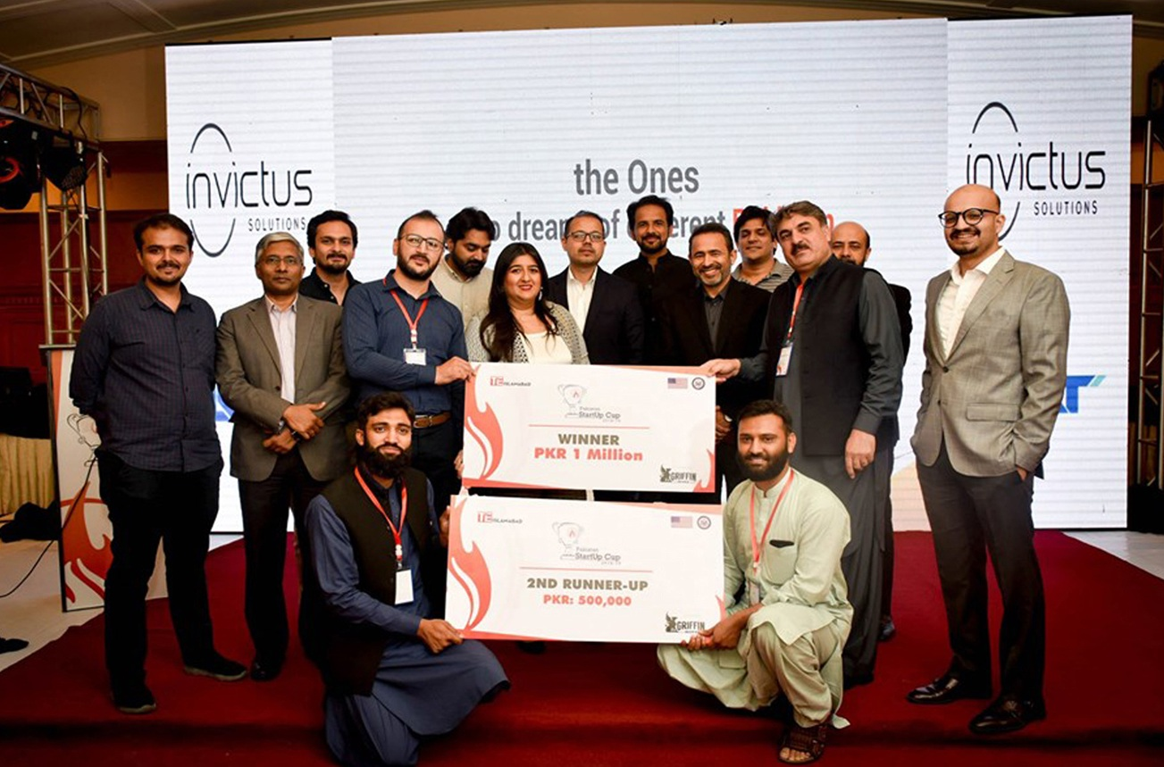 PTCL And LMKT-Operated NIC Peshawar Makes Its Mark At Pakistan Startup Cup 2018-19