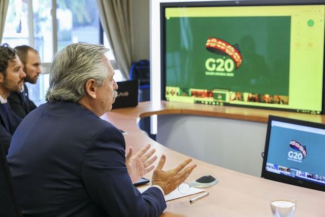 Fernández na Argentina e Bolsonaro no Brasil, duas visões sobre o coronavírus