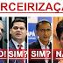 Opinião dos políticos amapaenses sobre lei que precariza trabalho no Brasil.