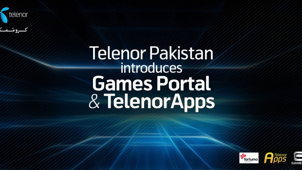 Telenor Pakistan introduces direct carrier billing for 'Telenor Apps' store for Games Lovers