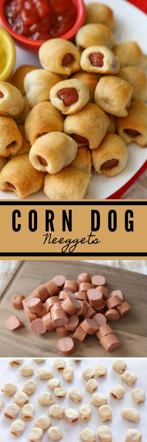 HOT DOG NUGGETS #hotdog #nugget #salad #dinner #healthyrecipes