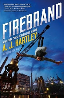 Firebrand by AJ Hartley