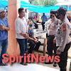 Kapolsek Marbo, Sasar Pengunjung Pasar Menindak Lanjuti Maklumat Kapolri