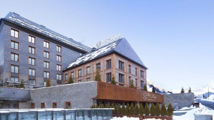 Lio Messi sigue invirtiendo en ladrillos, compró su cuarto hotel de lujo en...
