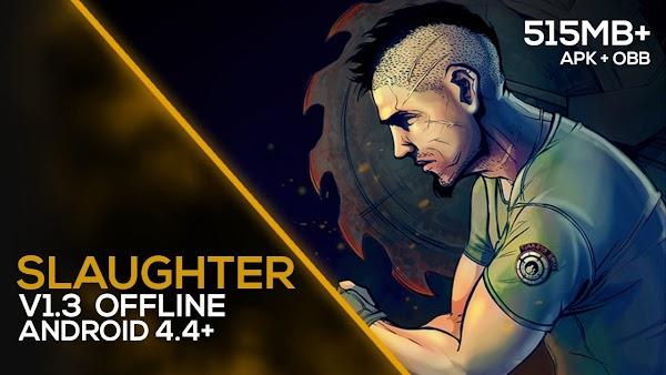 Slaughter 3: The Rebels v1.3 +MOD (Unlimited Money)