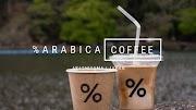 Rela Antri Demi Segelas %Arabica Coffee di Arashiyama