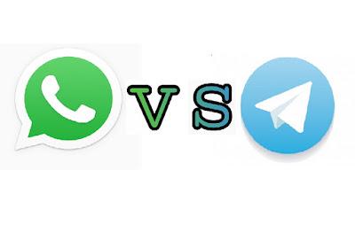 WhatApp , Telegram news