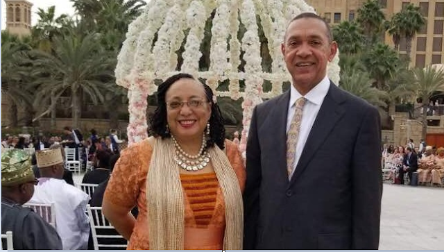 Ben Murray-Bruce Mourns After Losing Wife To Cancer