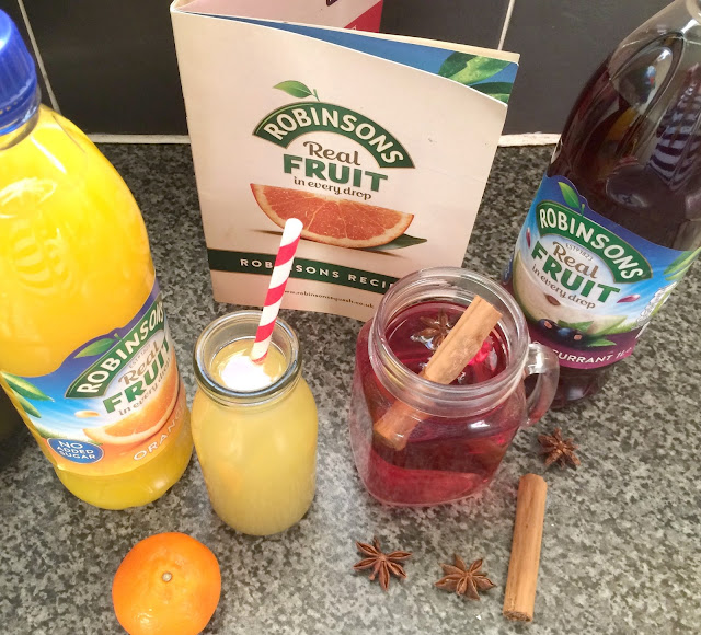 robinsons juice