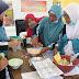 UMKM Remojong Desa Sitanggal Inisiasi Pelatihan Tata Boga Kue Batik